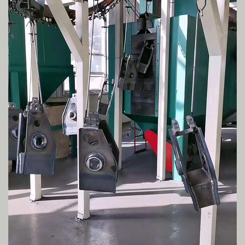挂车美式加强板机械悬架 美式轻型机械悬架 德式出口悬架