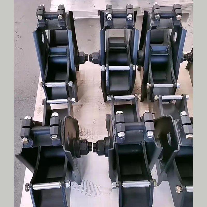 挂车美式加强板悬架 美式轻型机械悬架 德式出口悬架