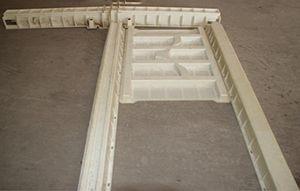 防护栅栏预制施工工艺-防护栏铁艺栅栏