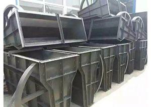 防撞隔离墩模具-隔离墩铁模具