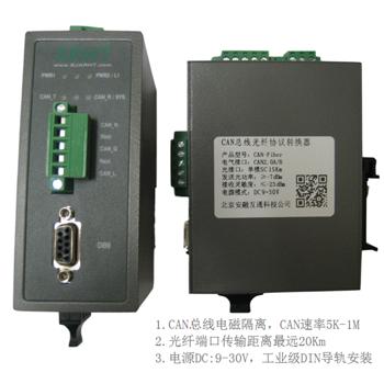 �xia�can光纤协议转换器设备