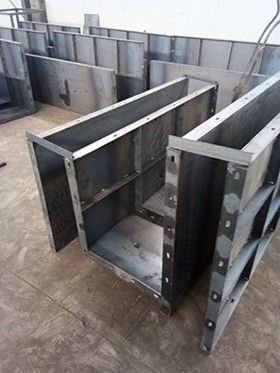 水泥排水沟u型槽模具-混凝土u型槽模具