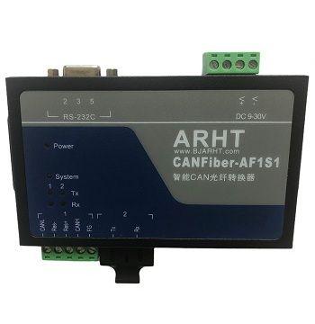 北京CAN总线光纤中继器AF1S1