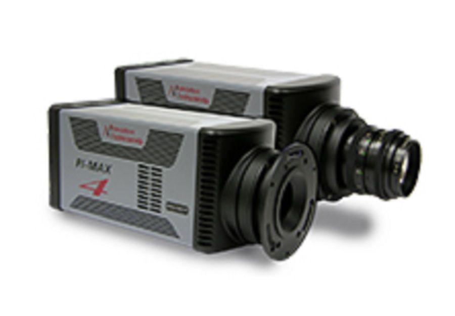 PI-MAX4:增强型CCD相机