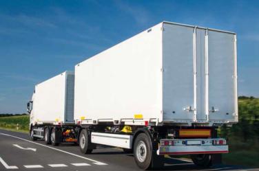 车厢可交换货车厂家定制