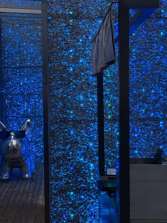 外墙 内墙 背景墙装饰材料 泡沫铝
