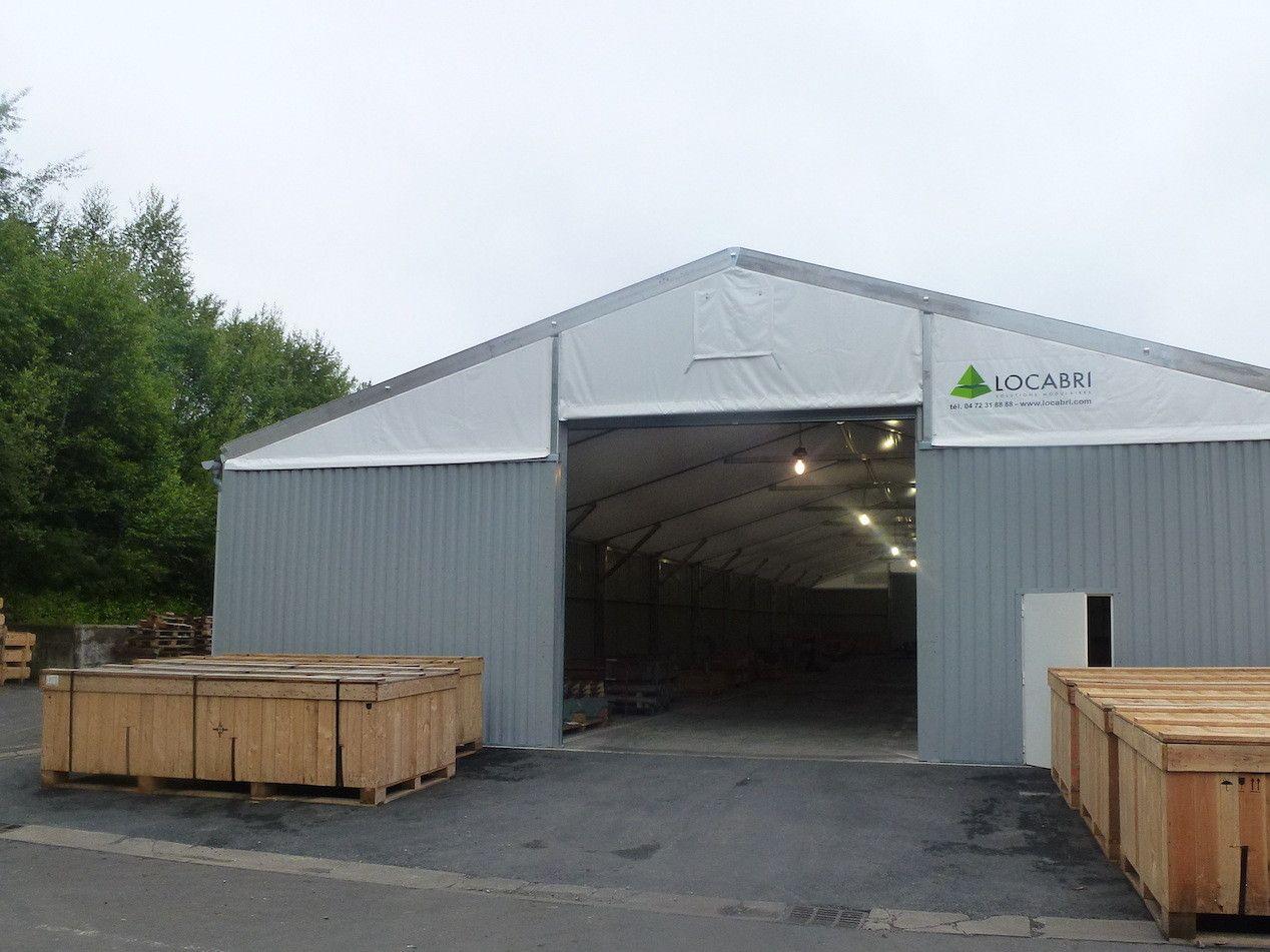 仓库篷房厂家 设计定做工厂仓储雨棚 出租租赁临时车间篷房