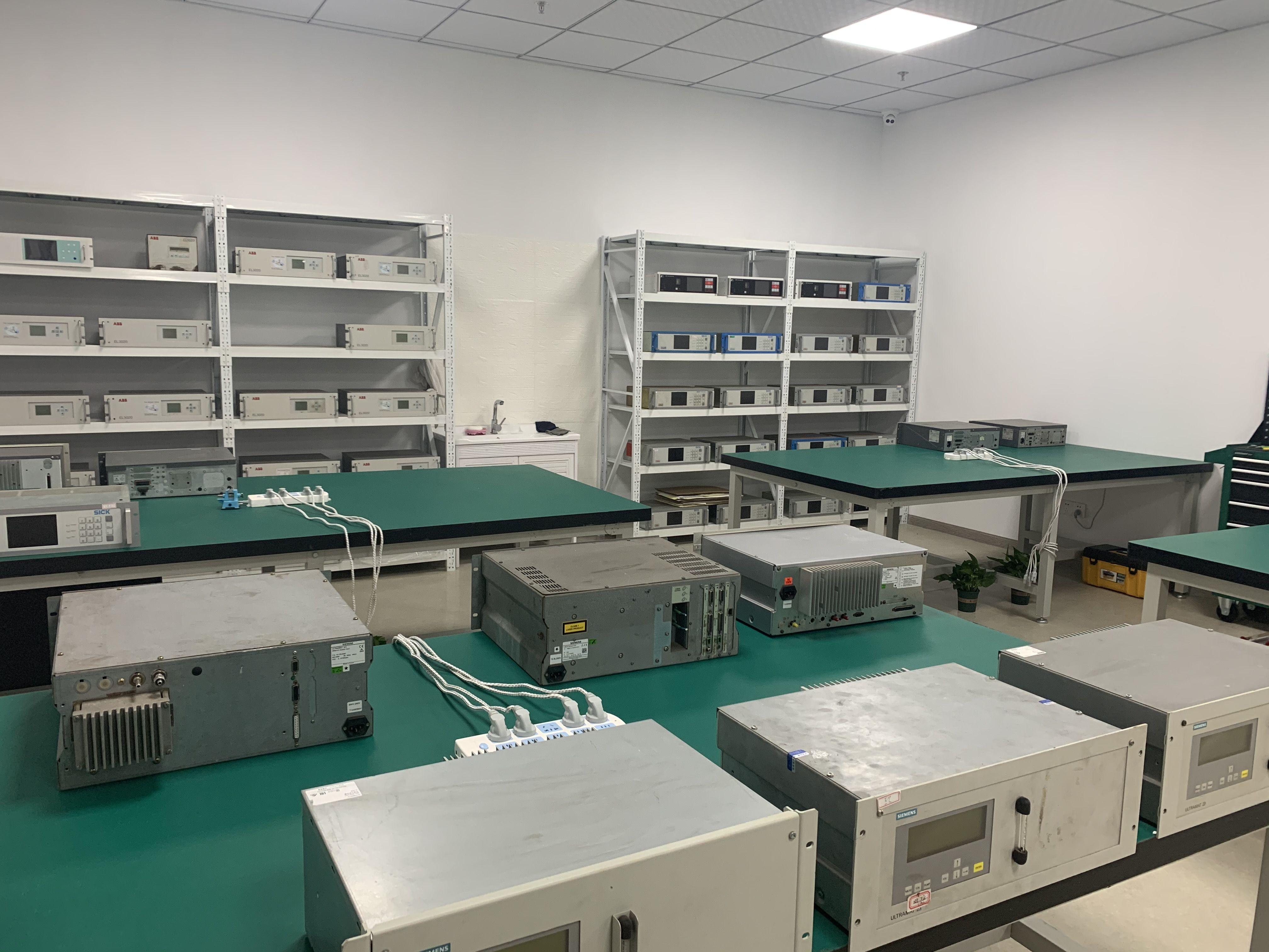 ABB EL3020 烟气分析仪维修