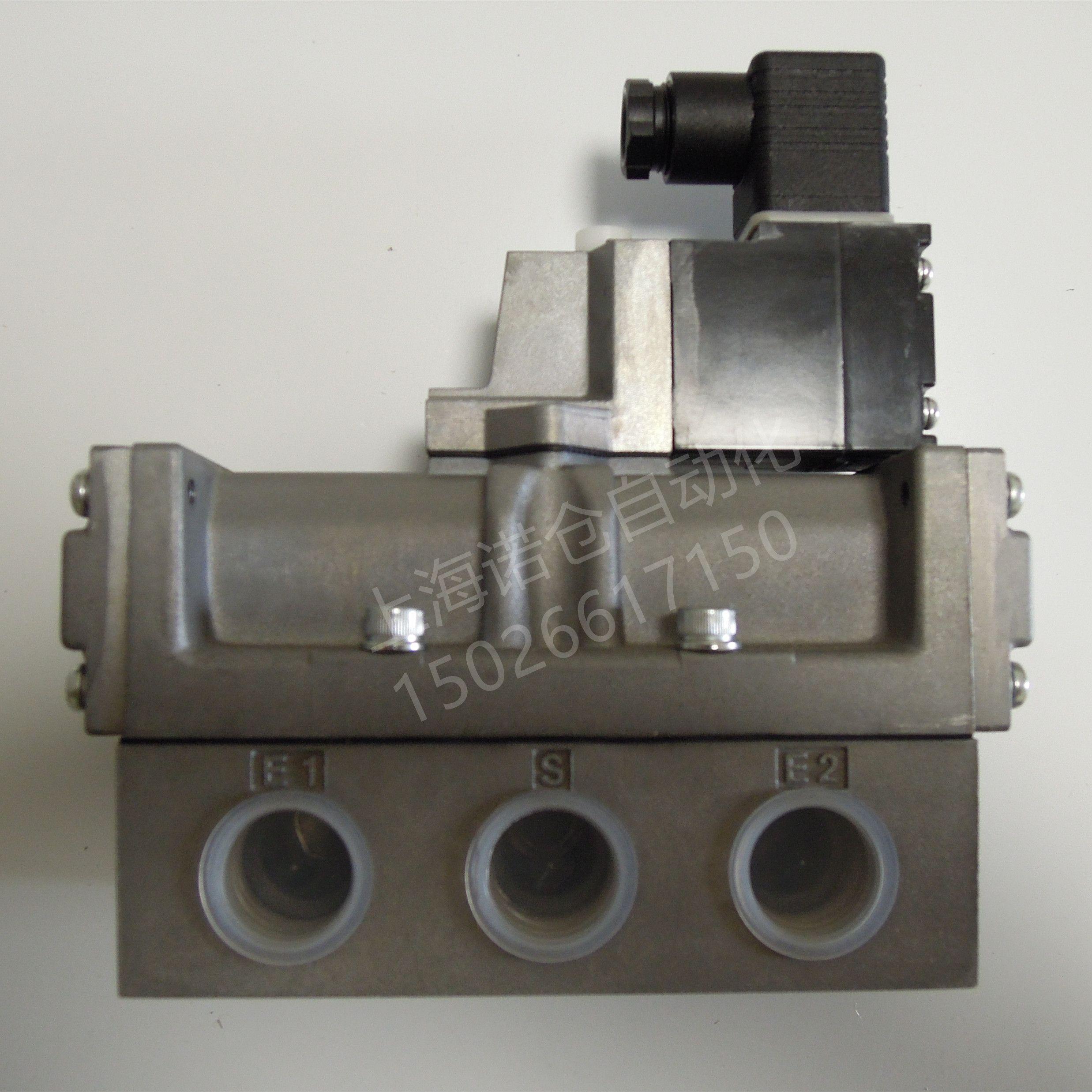 4F210-08-DC24V  CKD先导式电磁阀