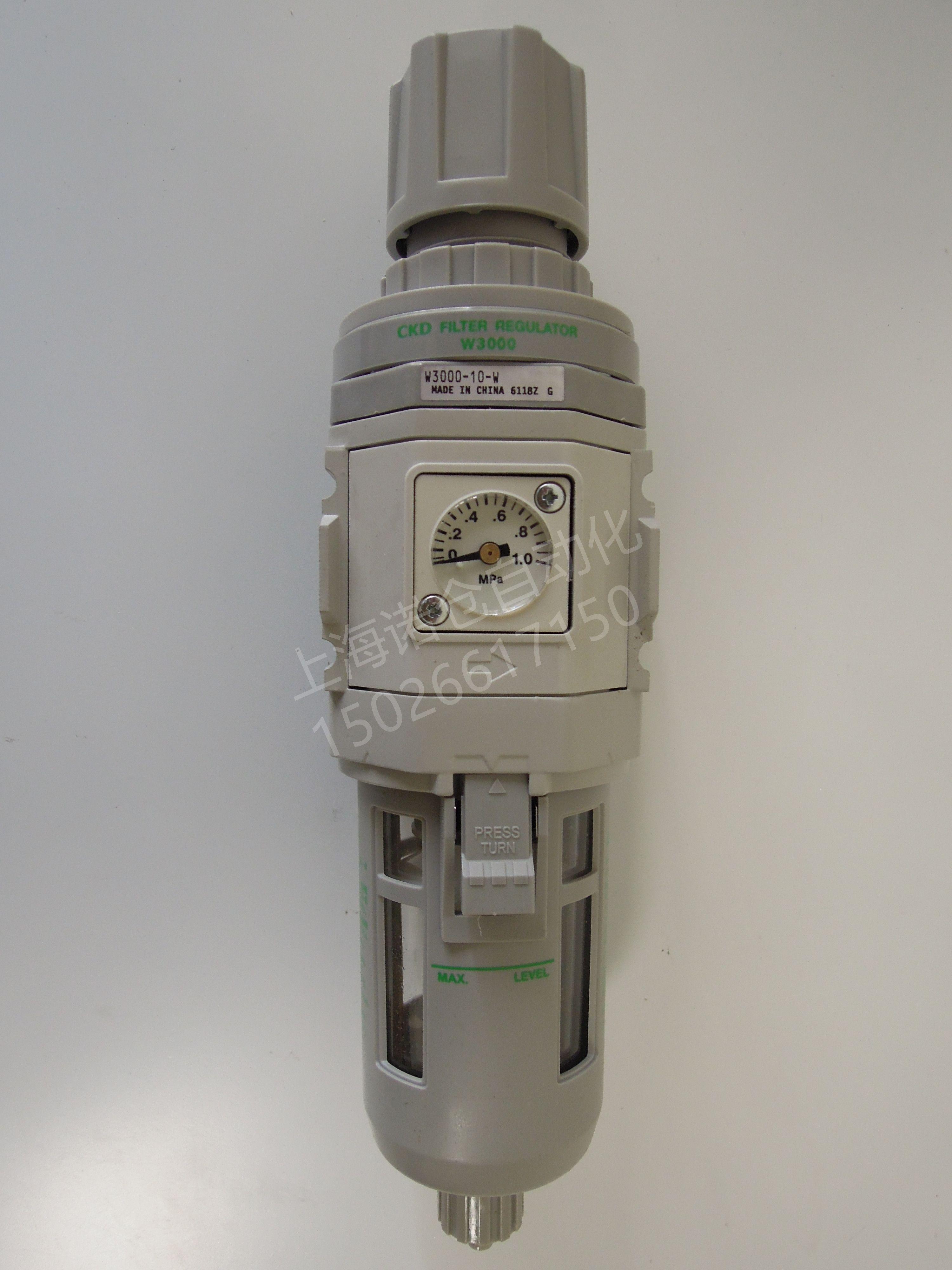F1000-6-W-B  CKD过滤器