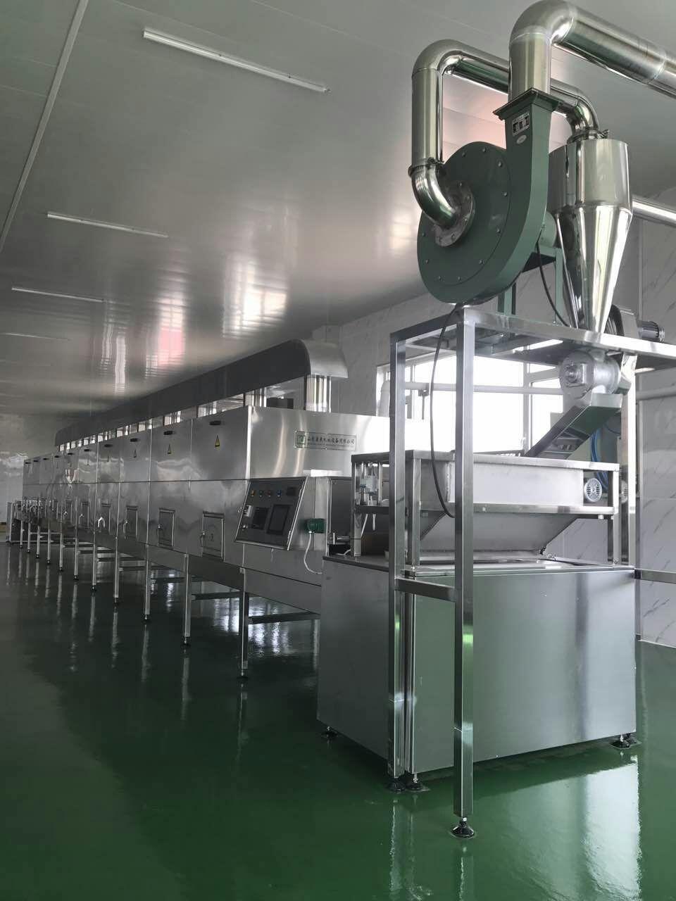 调味料干燥设备生产商推荐康来微波设备
