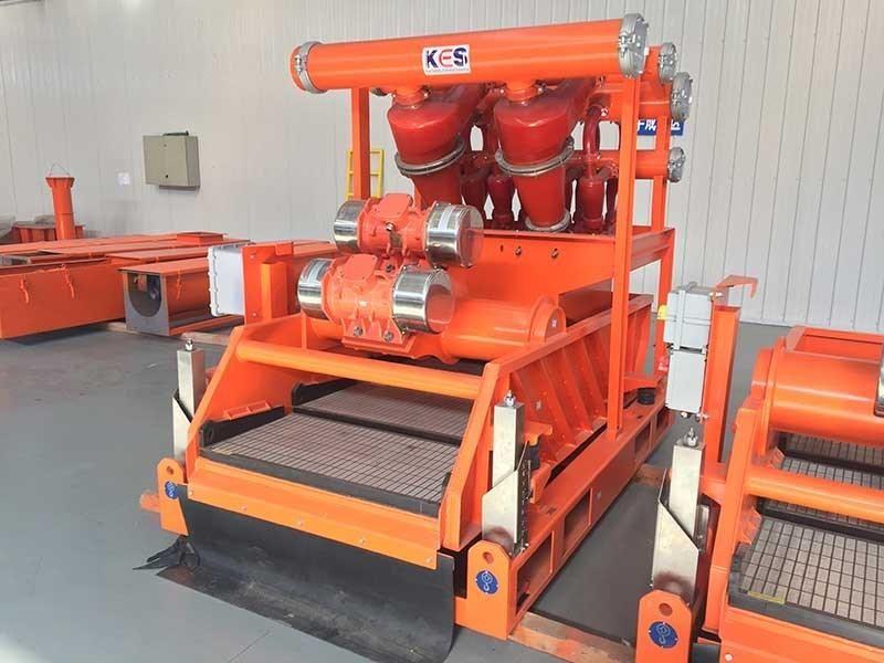 科盛固控 KAZJ113-2S12N 泥漿清潔器
