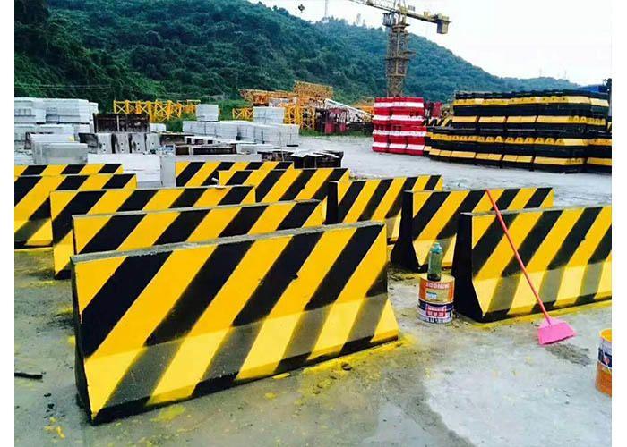 公路水泥隔离墩模具-公路中间隔离护栏