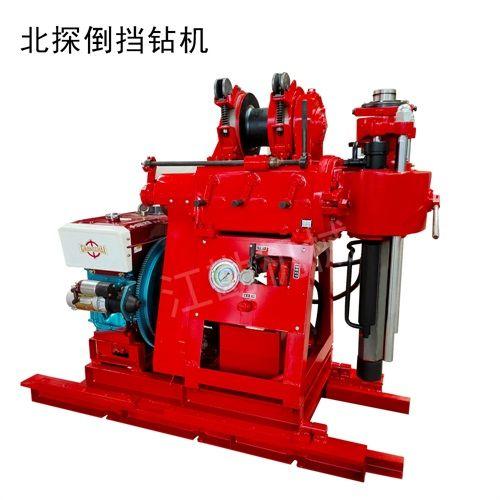 带滑道GK180型取样钻机  打井用路勘取芯钻机