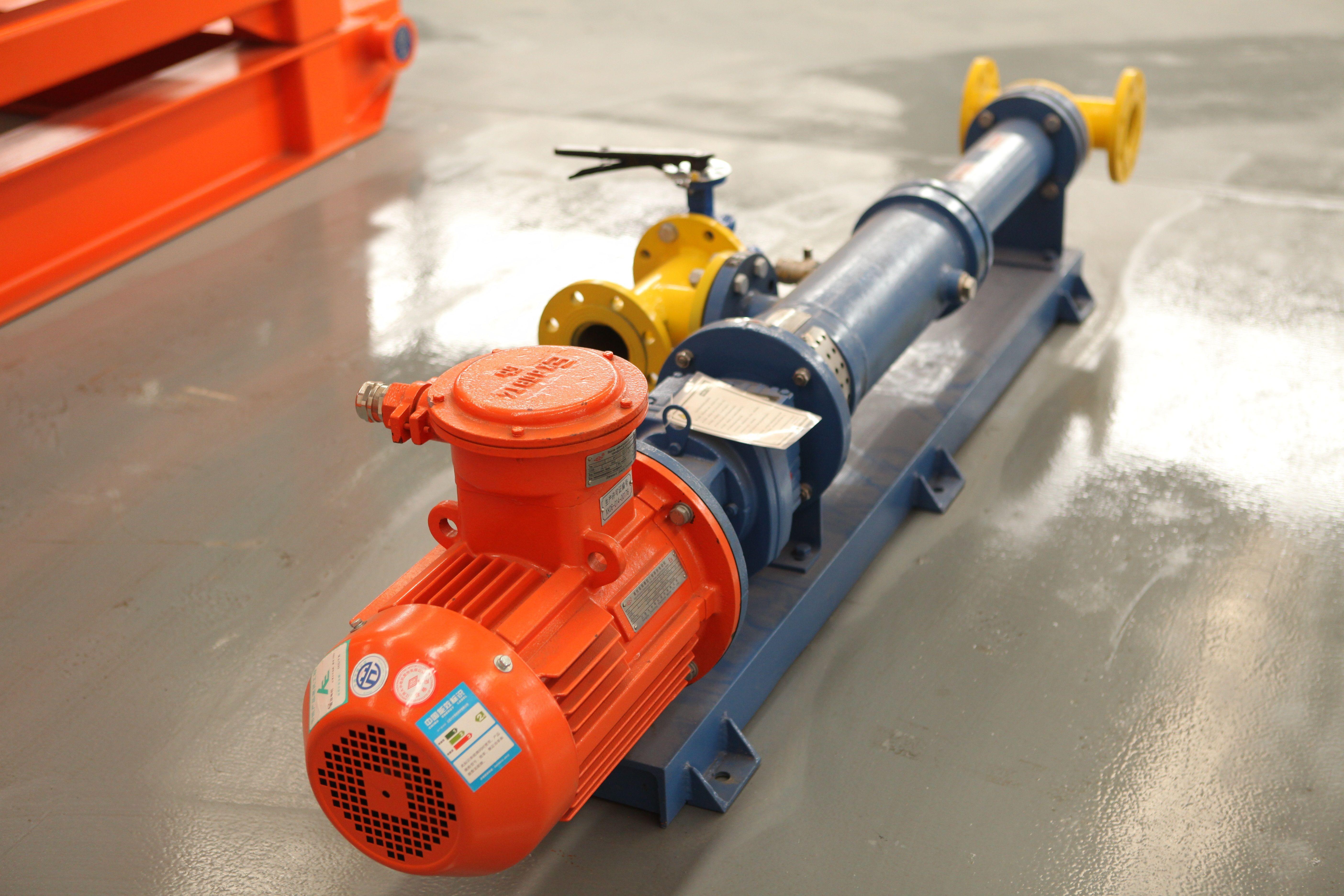 科盛能源 KAG40-110 螺杆泵 固控设备