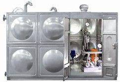 箱式无负压供水设备箱式一体化泵房智能化箱式泵站可定制