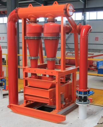 除砂器 科盛能源 泥浆处理设备 KAZ113-1S/2S/3S