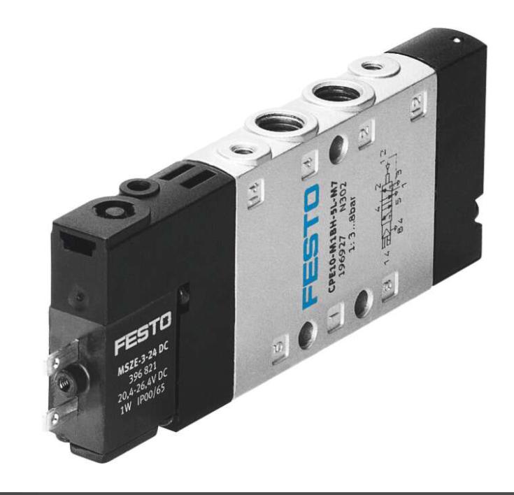CPE10-M1BH-3OL-M7  FESTO紧凑型电磁阀