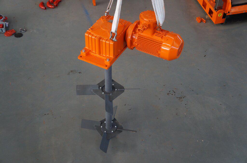 科盛能源 泥浆搅拌器 泥浆固控设备