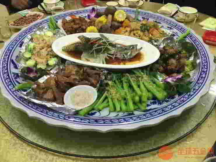 陶瓷海鲜大盘陶瓷菜盘(大尺寸)定制定做设计生产