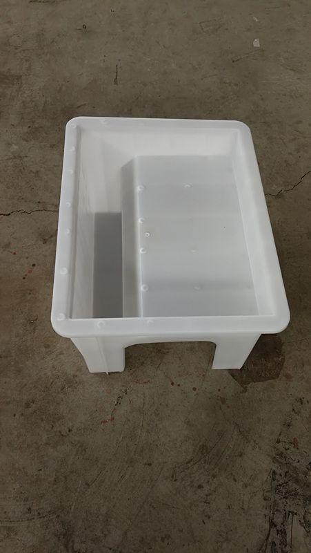 挡渣块钢模具-L型挡渣块塑料模具