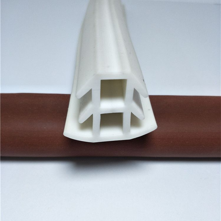 光伏發電T型密封條填縫隙硅膠條耐高溫密封條
