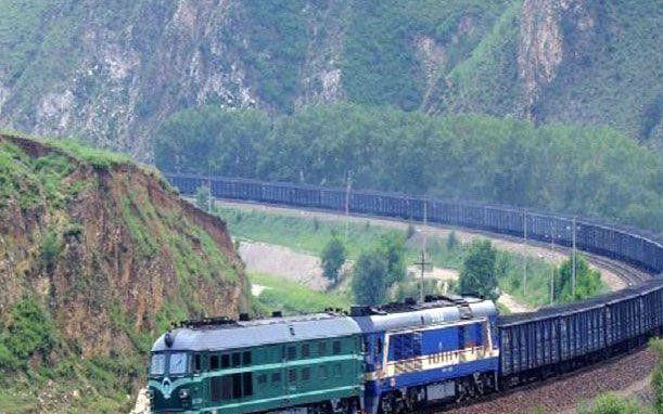 無錫到上海洋山港鐵路進出口貨物