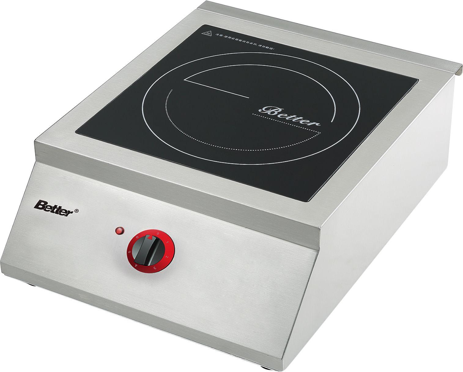 大功率商用不锈钢电磁炉BT-500E