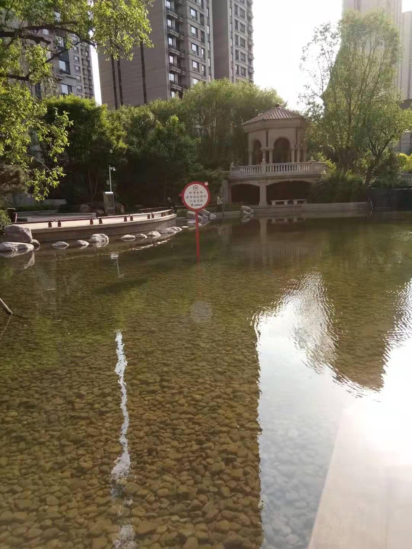 山西晋恒园林景观工程   小区绿化