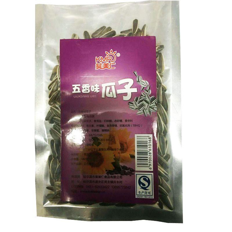 黑龍江葵美人五香味瓜子好吃嗎