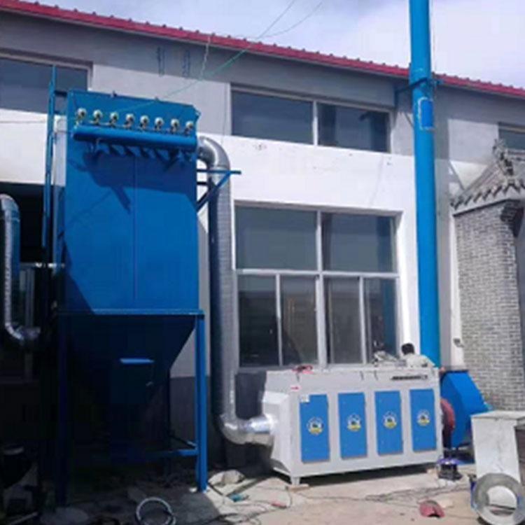 河北沧科环保设备除尘器