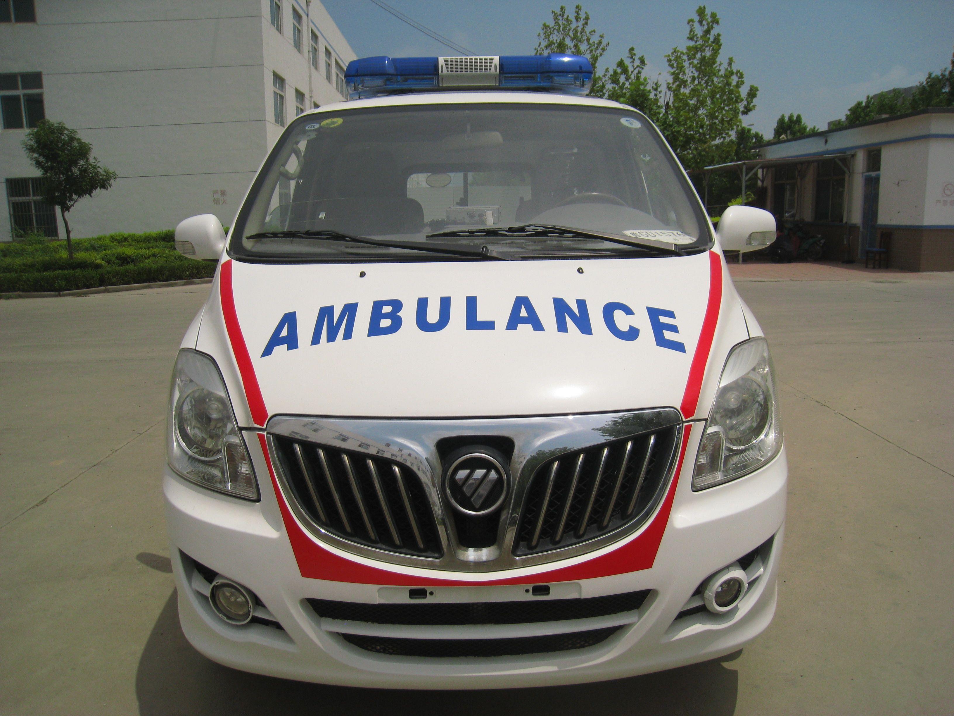 辽宁G5转运型救护车价格