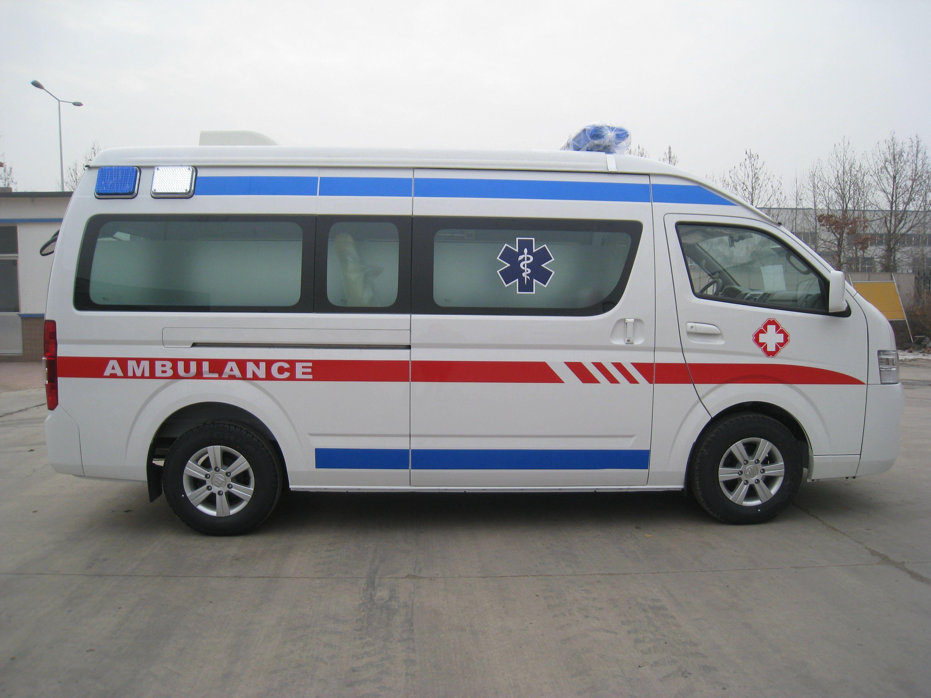 山东转运型救护车
