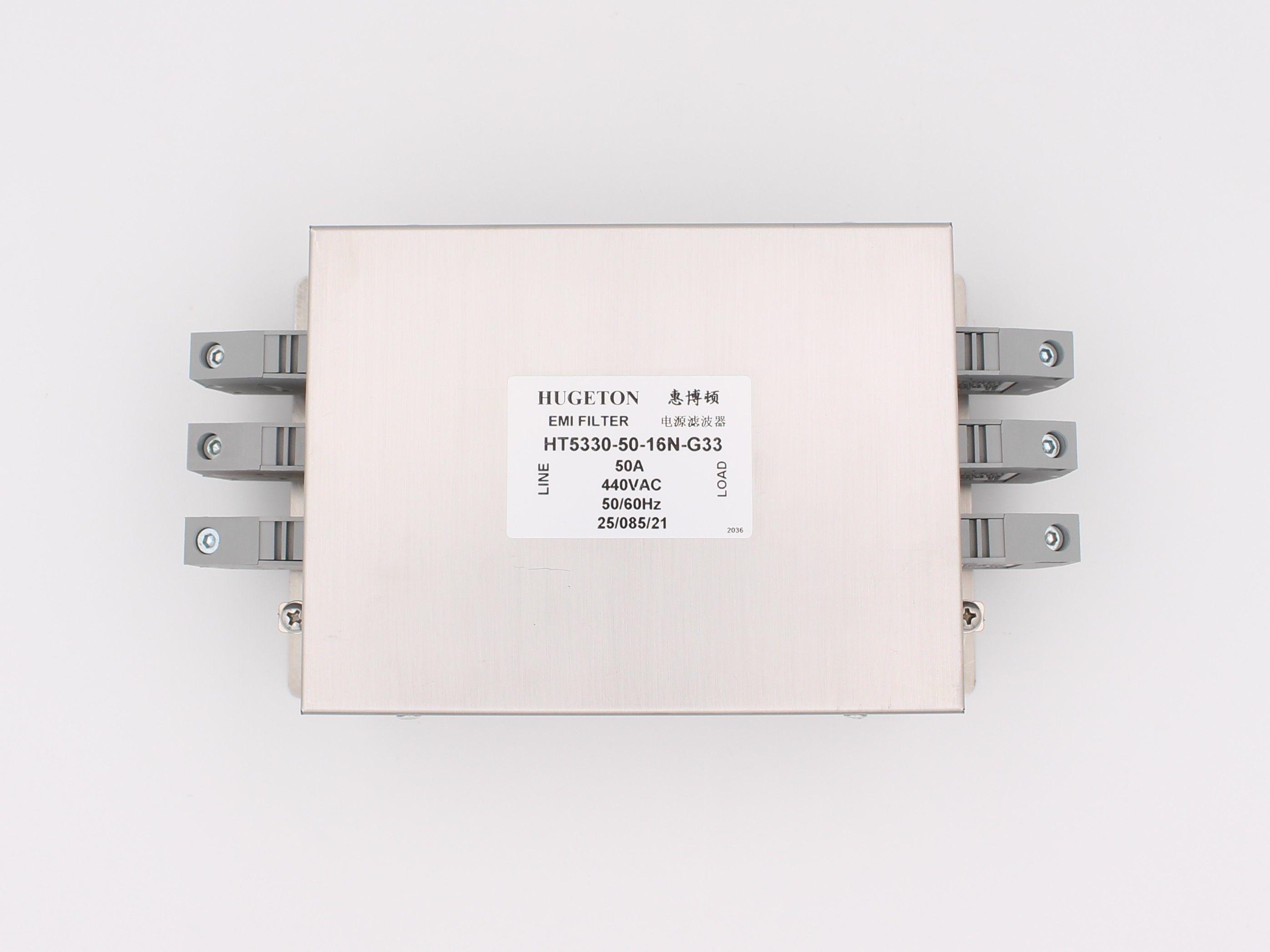 三相三線端子臺濾波器銷售
