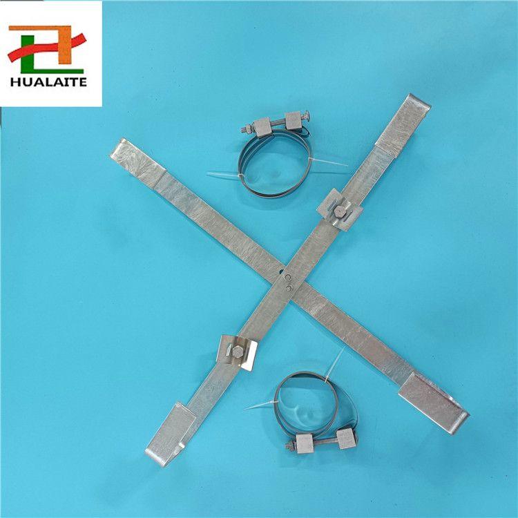 厂家定制余缆架,光缆十字盘架,杆用光缆预留架,现货