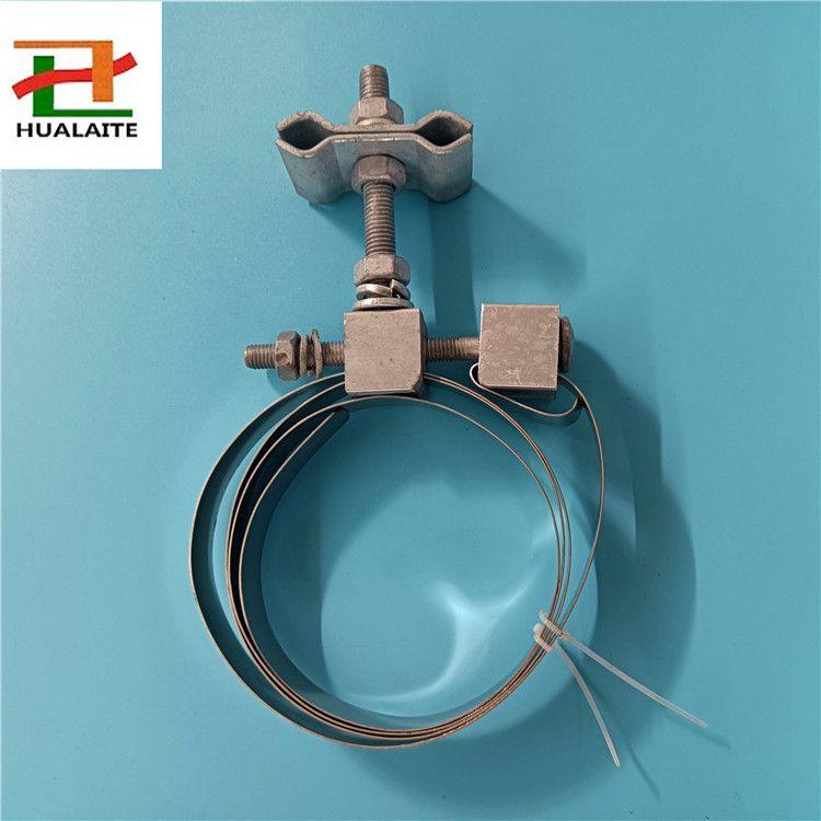 OPGW杆用引下线夹宁夏热销光缆金具专业厂家生产品质保证