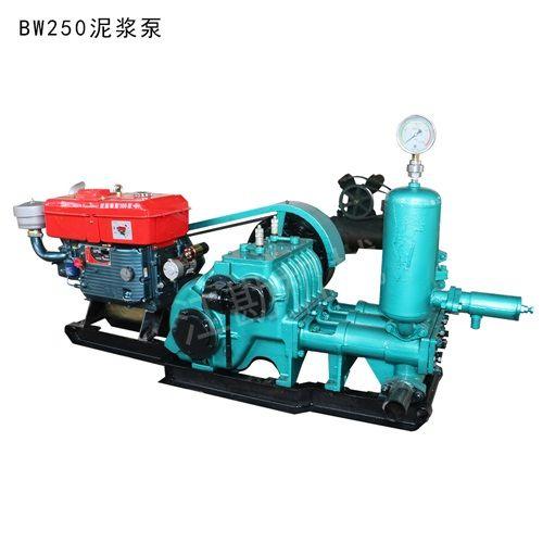 鑄鐵材質BW450/8無堵塞清淤泥漿泵參數配置