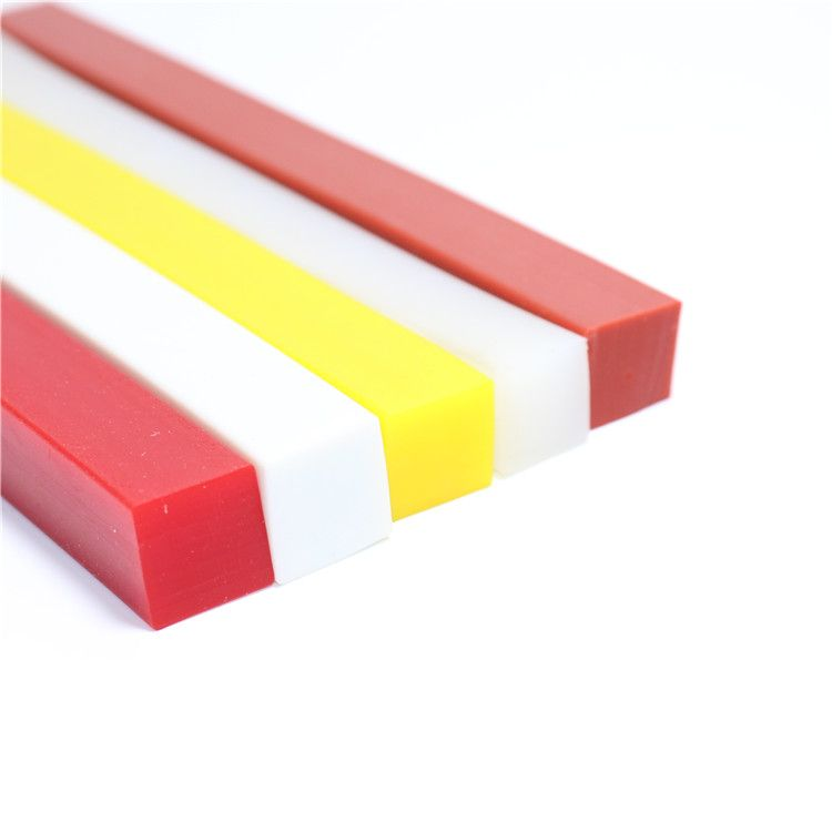 硅胶方条耐高温防滑防水硅胶条实心密封硅胶条
