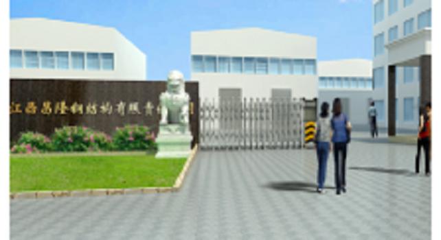 江西钢结构框架