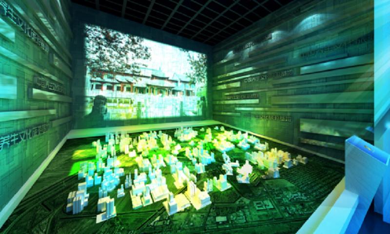 VR展館設計定制