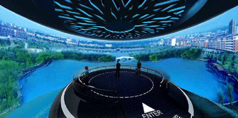 江蘇上海VR展館施工