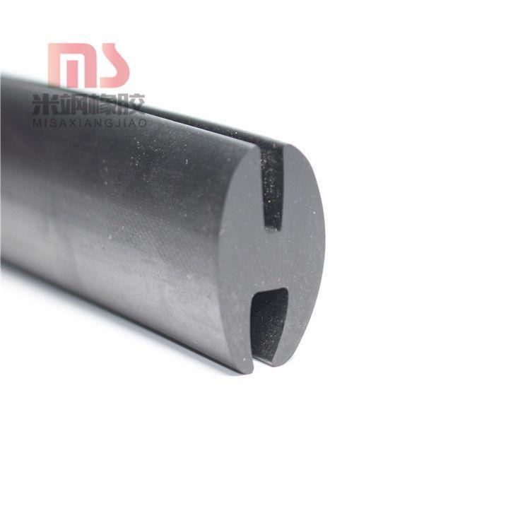三口密封条 EPDM镶嵌密封条电动汽车玻璃钣金密封条