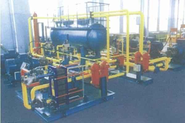 中厚板液压系统