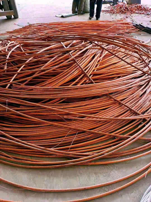 河北电线电缆物资回收批发