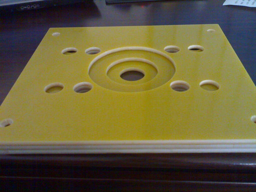 厂家供应3240黄色环氧板