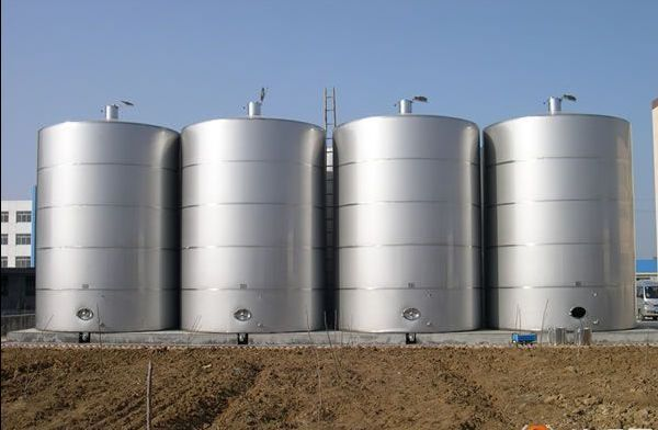 出售全新食品乳品制药生物储罐 304化工防腐储水罐