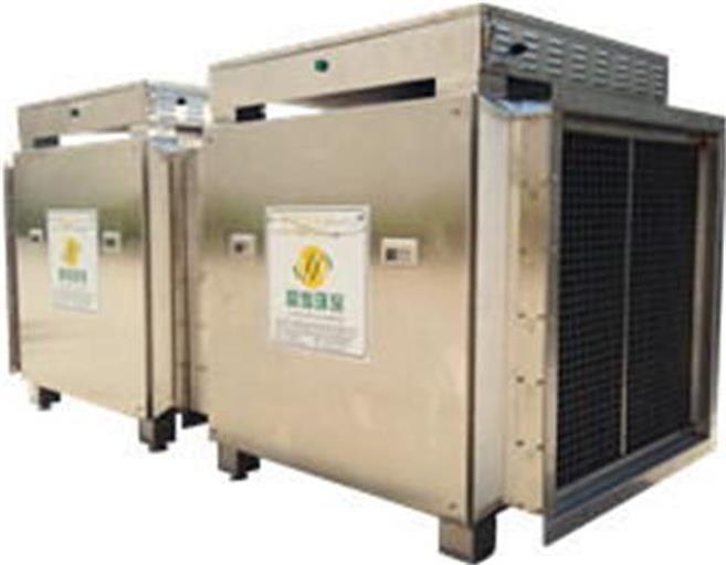 深圳晶灿生态供应养殖场废气处理设备