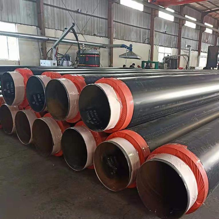 久源 聚氨酯供暖直埋保溫管 直埋熱水保溫管