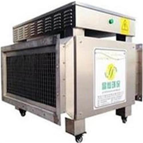 深圳晶灿生态供应餐饮加工厂废气处理设备