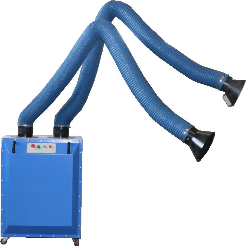 移动式焊烟净化器一体机二保焊焊接焊烟净化废气处理设备稳过环评